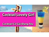 Công thức Cocktail Lovely Girl