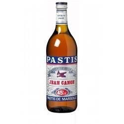 PASTIS JEAN CANON